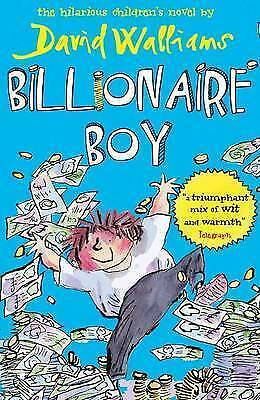 David walliams billionaire boy summary