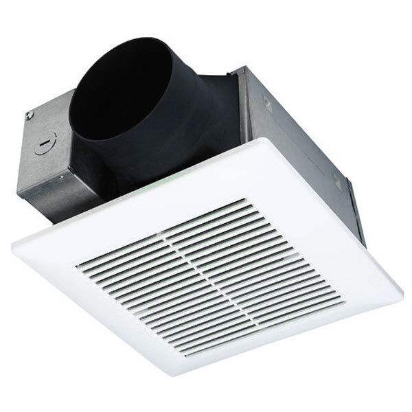 Panasonic Ecovent 70cfm Bathroom Exhaust Fan Motor And Grill 4 Duct Ebay