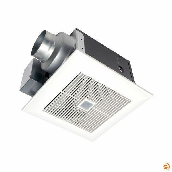 Panasonic WhisperSense - 110 CFM - Ceiling Ventilation Fan ...