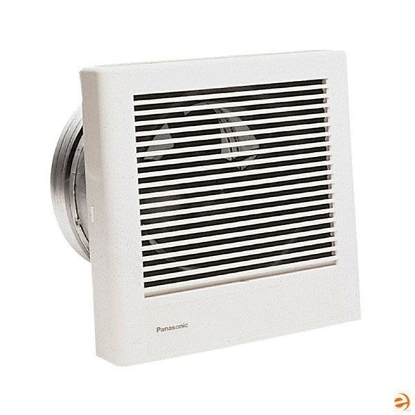 Through Wall Ventilation Fan : Panasonic whisperwall cfm through the wall