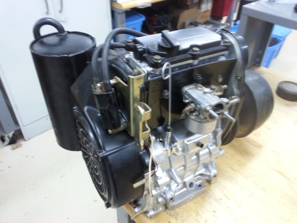 Ezgo Eh35c Engine Exchange Engine Including Clutch  Coil
