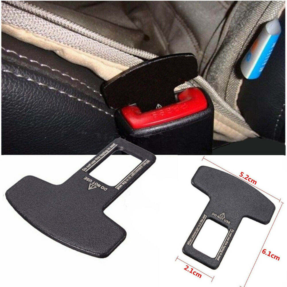 Car Seat Belt Buckle Holder