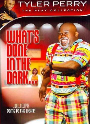 TYLER PERRY'S WHAT'S DONE IN THE DARK NEW REGION 1 DVD