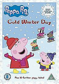 Image is loading PEPPA-PIG-COLD-WINTER-DAY-PEPPA-CHRISTMAS-SPECIA-