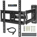Full Motion Tilt Swivel TV Wall Mount LED LCD Plasma 32 37 39 42 46 48 50 55 60""