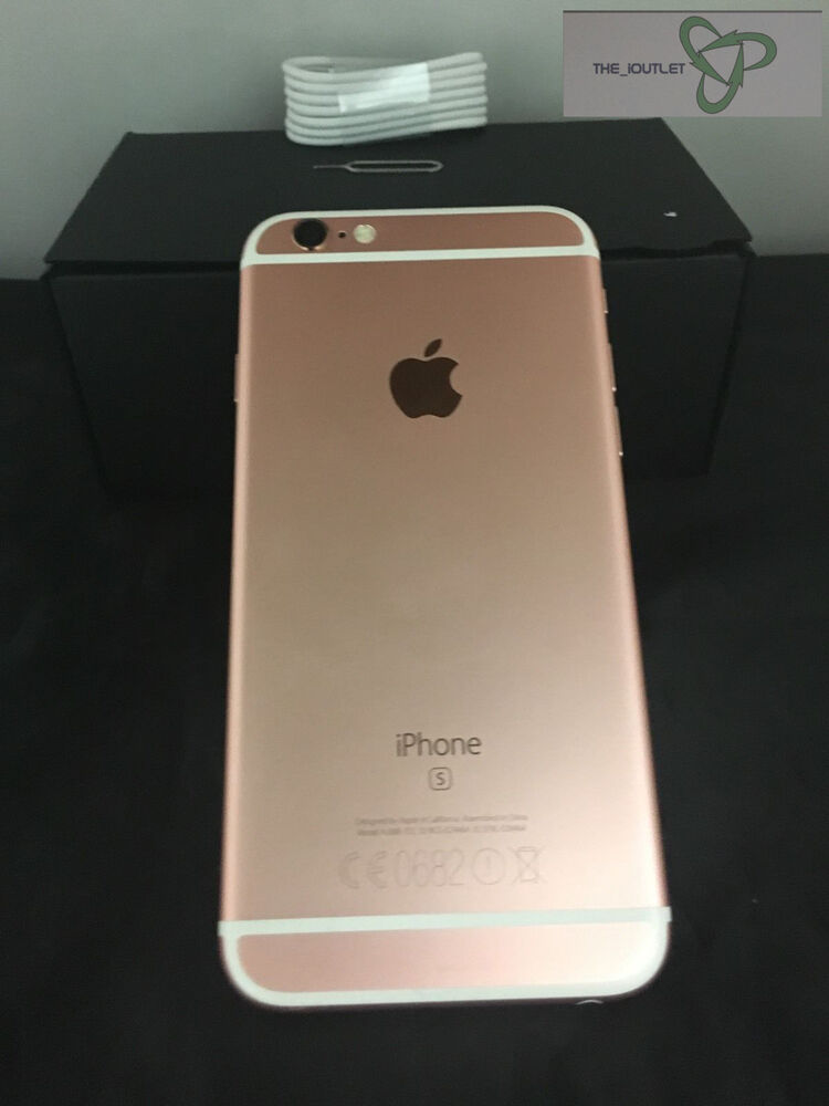 iphone 6s gold apple iphone 6s 64gb gold unlocked grade a 1101