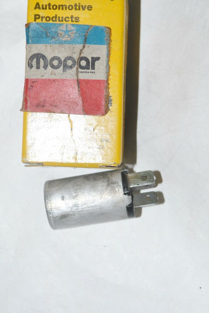 Nos Mopar Relay Ignition Switch Lamp Relay Plymouth