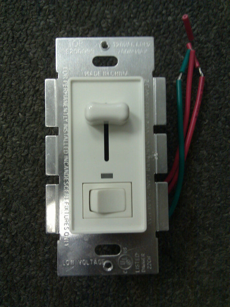 Three Way Dimmer Switches