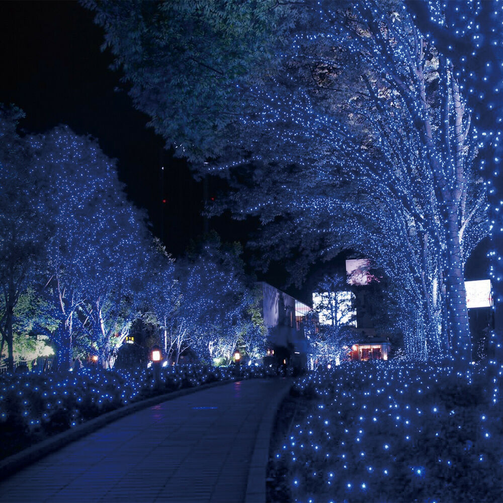 72ft Outdoor Indoor 200 Led Cool White Solar String
