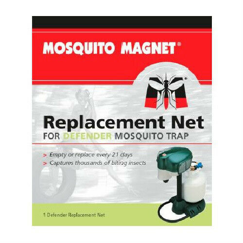 mosquito magnet replacement defender net pack of 1 new ebay. Black Bedroom Furniture Sets. Home Design Ideas