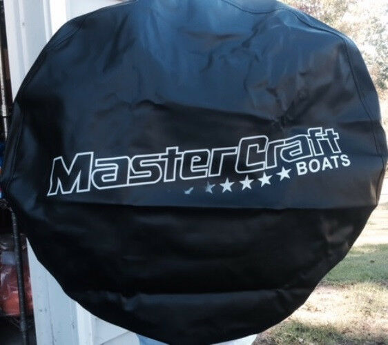 15 Quot Spare Tire Cover Master Craft Boats Trailer Ebay