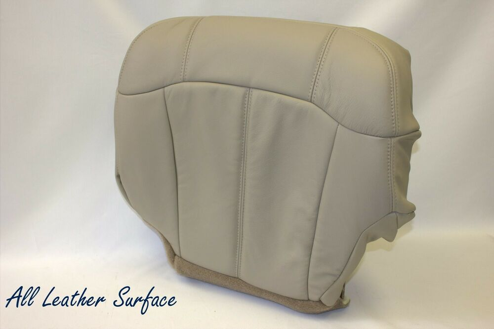 Gm Replacement Seat Covers : To chevy suburban passenger bottom replacement
