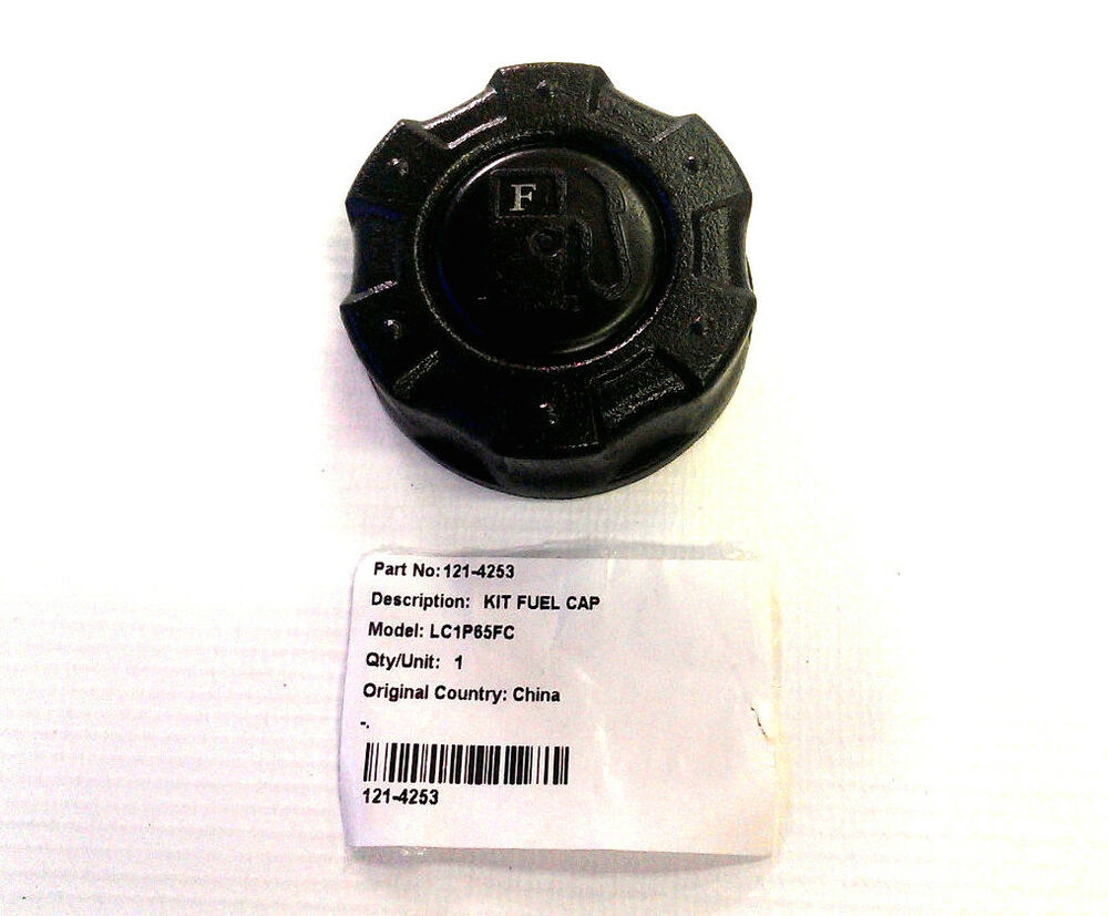 oem toro 121  gas cap fits lawnmower lawn mower