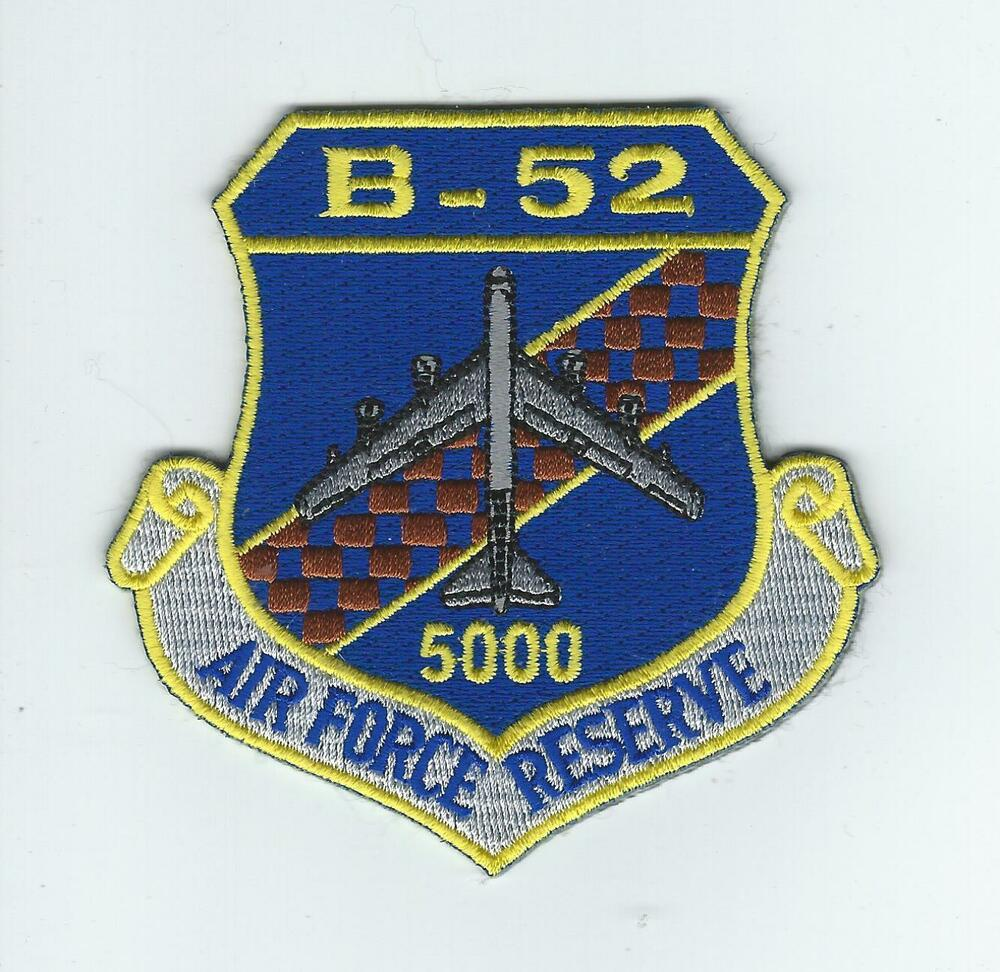 93rd Bomb Squadron B 52 5000 Hrs Their Latest Patch Ebay