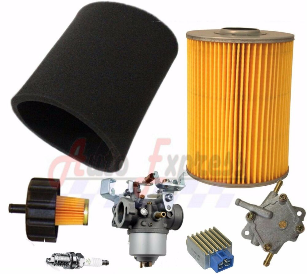 Yamaha 4 cycle g9 g11 gas golf cart 91 94 tune up kit w for G9 yamaha golf cart parts
