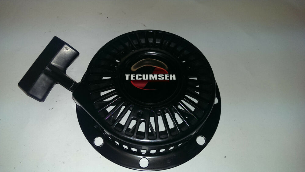 Genuine tecumseh recoil starter 10hp engine motor for 10 hp motor starter