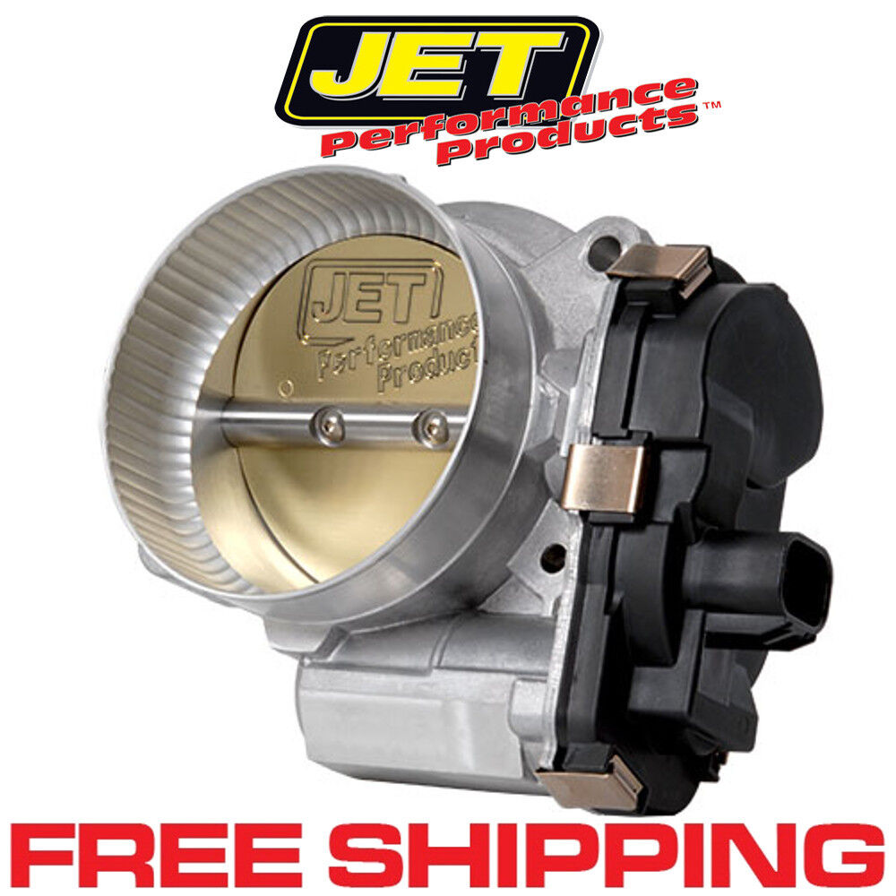 1 6 Litre Gtdi Engines From Volvo Deliver High Performance: JET 76108 Powr-Flo High-Flow Throttle Body 2014-2017 GM