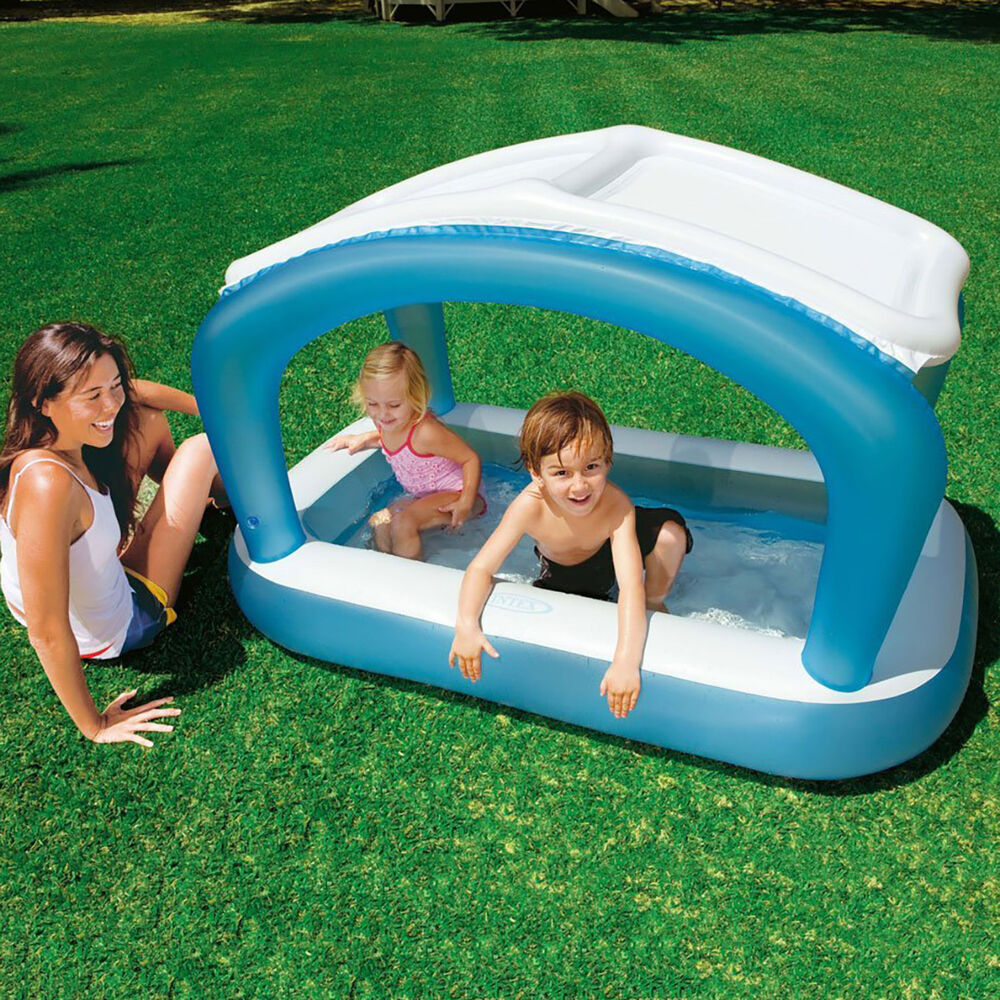 Intex Sunshade Baby Pool Size X Ebay