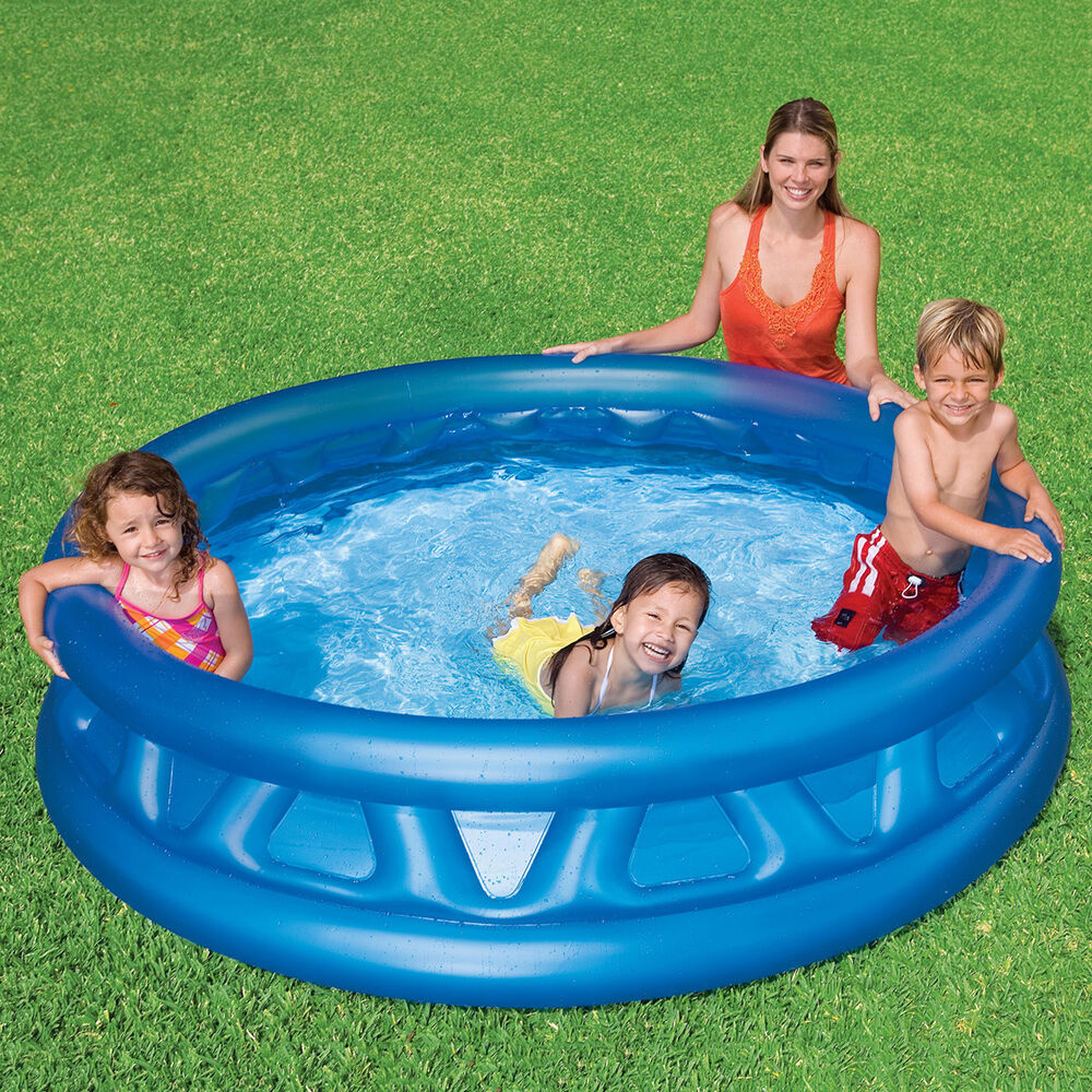 Intex soft side pool size 6ft x ebay for Pool 5 in 1 tabs