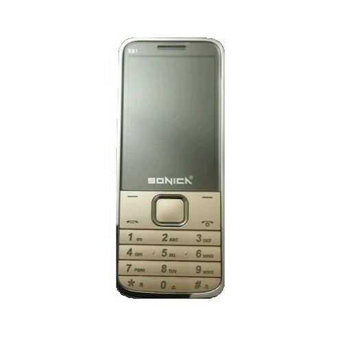 Details About NEW Sonica BB1 Big Button Smart Mobile Phone GSM Dual 2 SIM 13MP MP3 MP4 UNLOCK