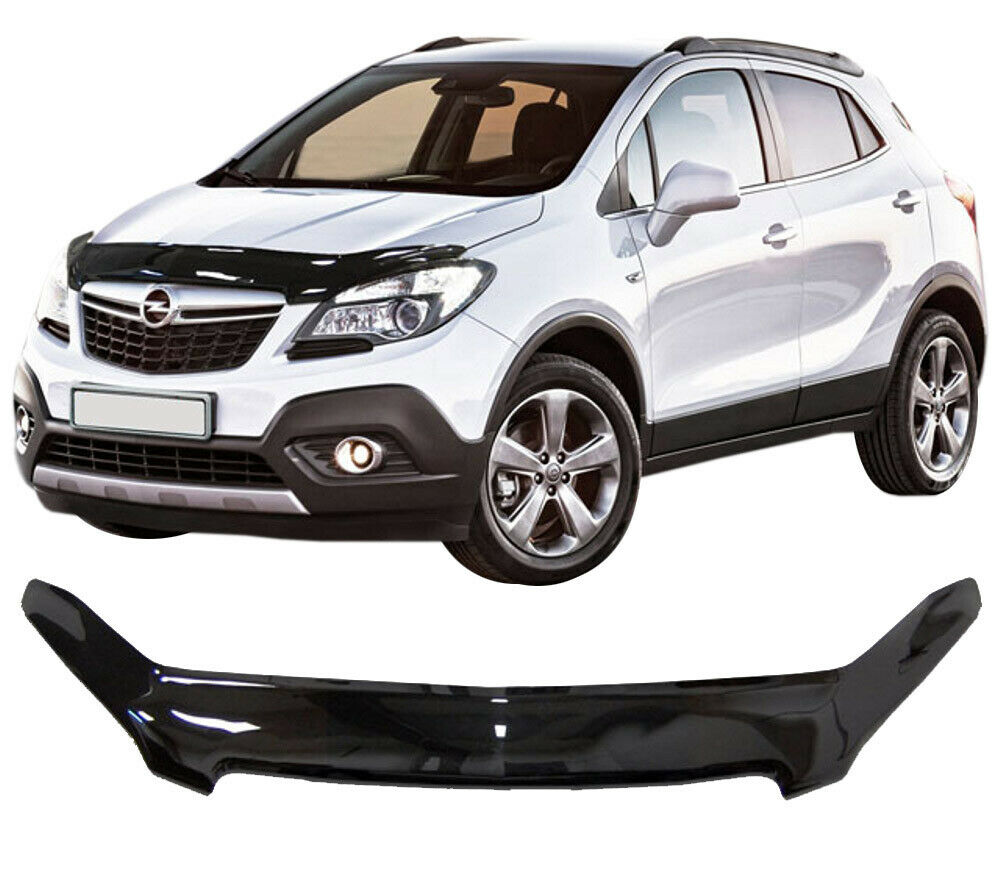 vauxhall mokka 2012 up scoutt hood deflector bonnet guard. Black Bedroom Furniture Sets. Home Design Ideas