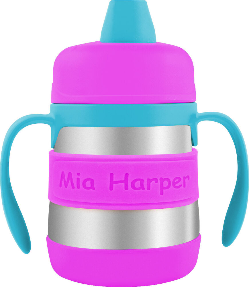 Personalized Sports Bottle Labels: Personalized Sippy Cup Labels & Baby Bottle Labels (Pack