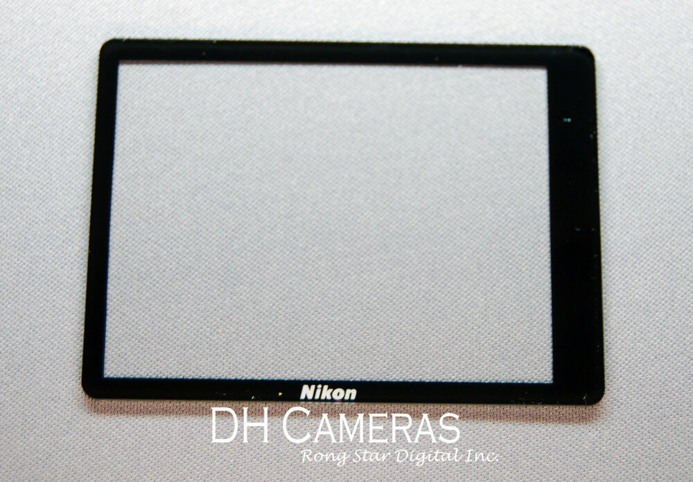 Nikon l830 lcd screen display replacement window tape for Screen new window