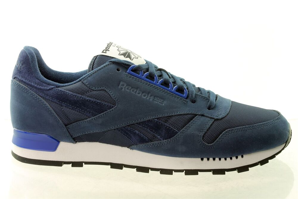 963d7e10492de Details about Reebok Classic Leather RE V62854 Mens Trainers~Classics ~L  A9~UK SIZE 5.5 ONLY~