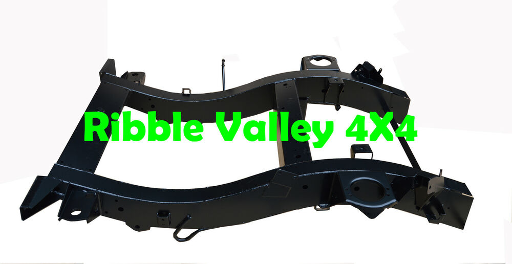 Land Rover Discovery 2 Chassis Section 1400mm Exten 1 2 1