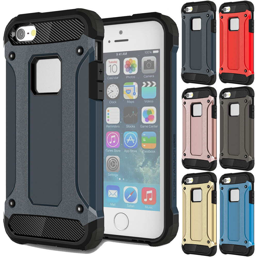 ebay iphone cases shockproof armor hybrid rugged protective phone cover 10534