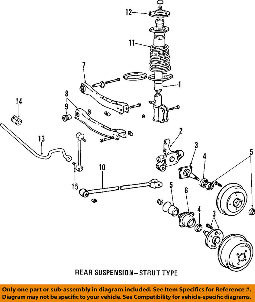 1995 Toyota Camry Body Diagram Wiring Fuse Box Parts Also 1993 Rear Suspension Enthusiast Diagrams U2022 Rh Rasalibre Co 1999 Cooling System