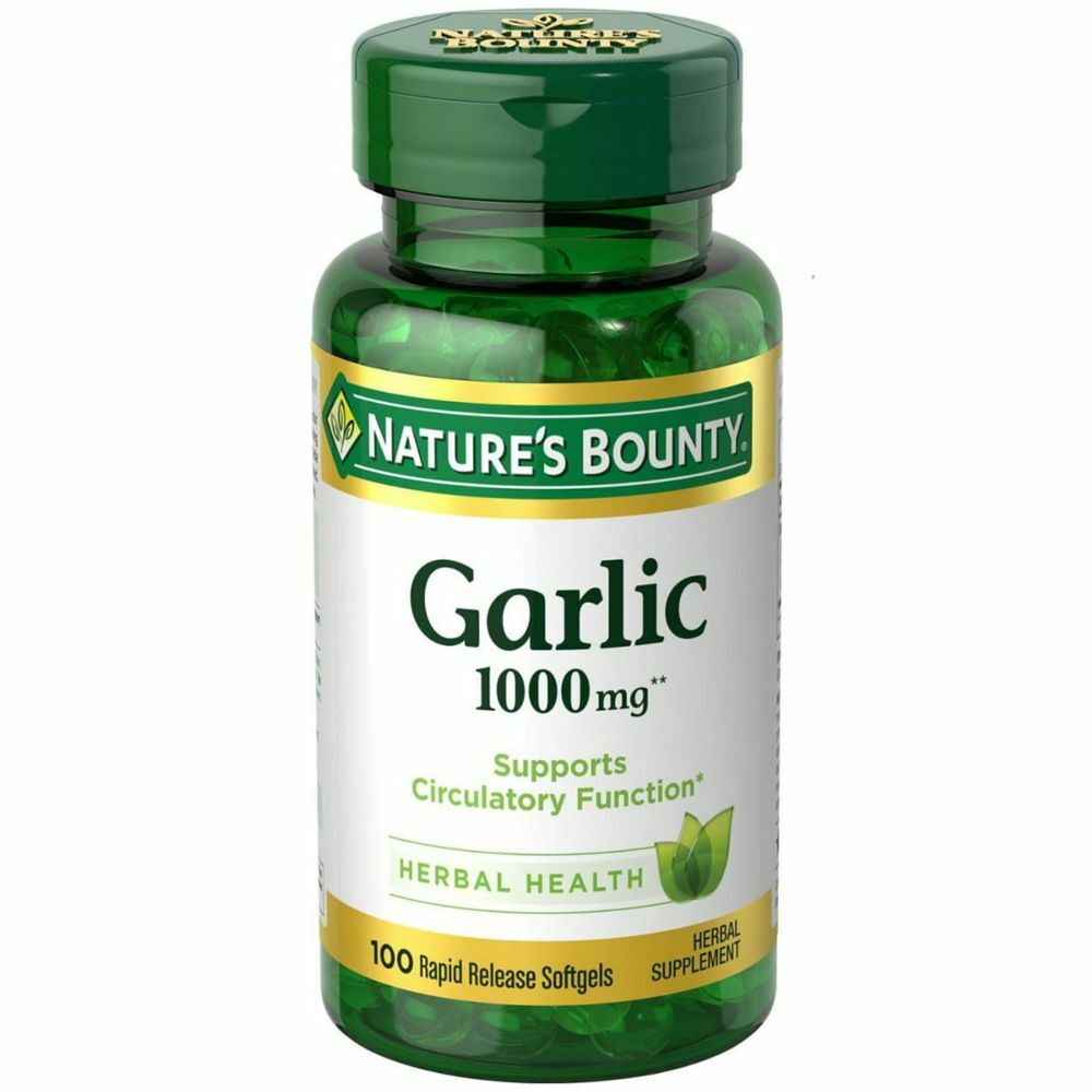 Nature S Bounty Supplements Quality