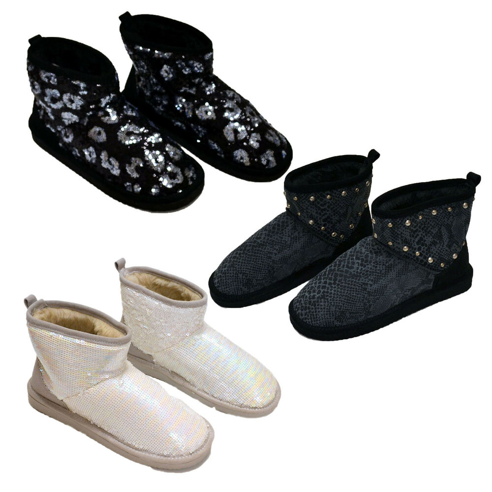 Victoriau0026#39;s Secret Mukluk Bootie Fur Lined Boot Slippers ...