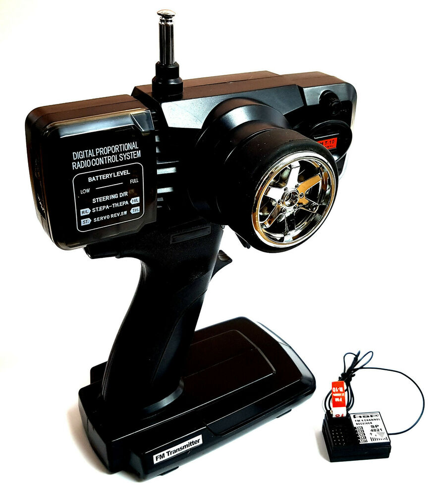Channel Receiver For Rc Cars