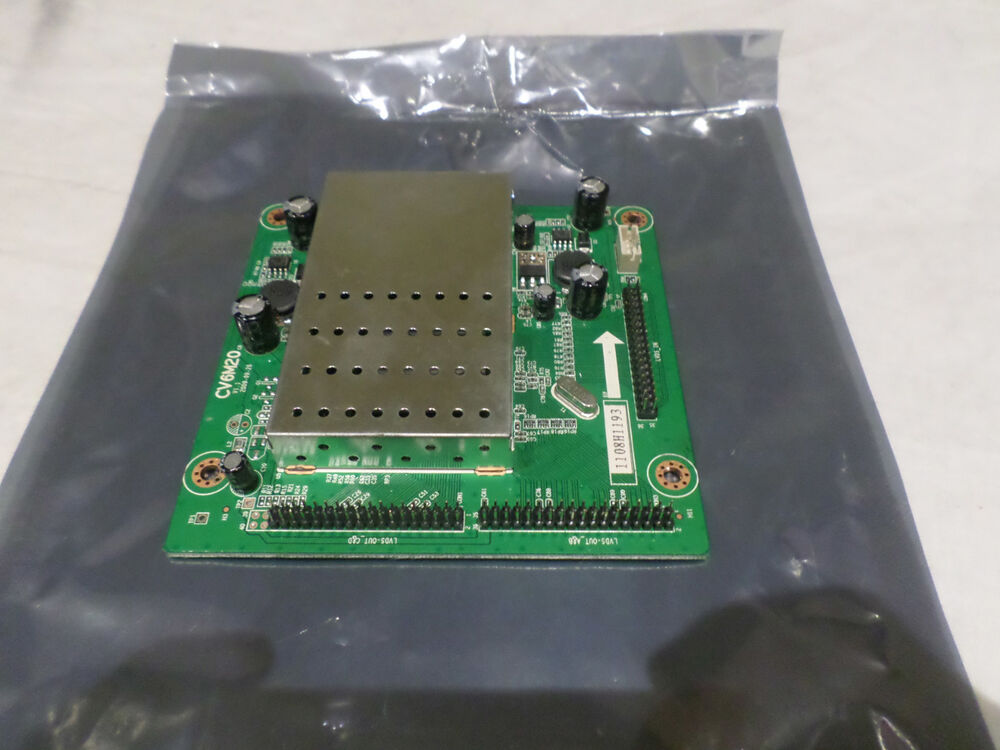 pixel led driver board for tv ms 1e198407 ebay. Black Bedroom Furniture Sets. Home Design Ideas