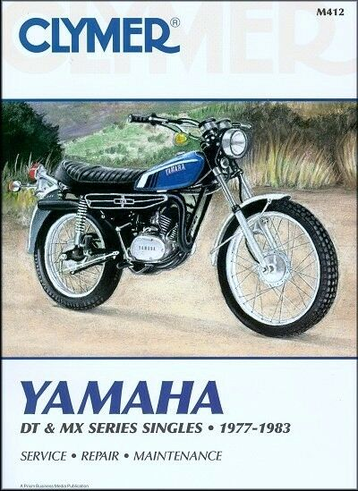 Dt 200 yamaha manual for home