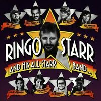 Ringo Starr And his All-Starr Band (1990) [CD]
