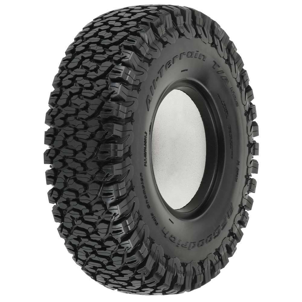 new pro line bf goodrich all terrain ko2 1 9 g8 truck tire. Black Bedroom Furniture Sets. Home Design Ideas