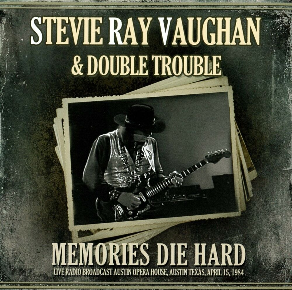 stevie ray vaughan double trouble live radio broadcast austin opera cd new 5081304329115 ebay. Black Bedroom Furniture Sets. Home Design Ideas
