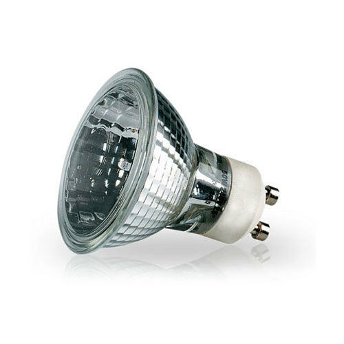 10pk Gu10 120v 50w Halogen Light Bulb Spot 25 Degree Ebay