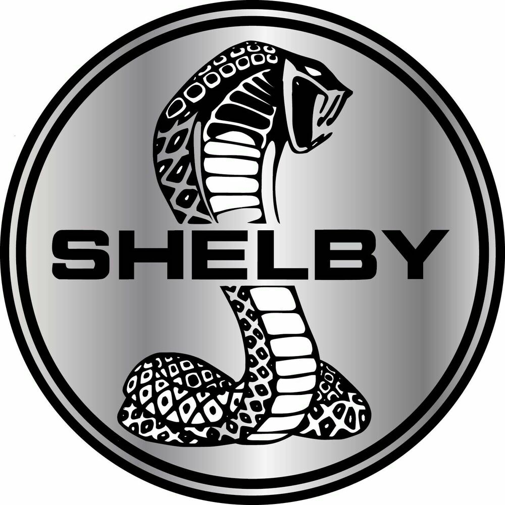watch Mustang Shelby Cobra GT500 logo  eBay