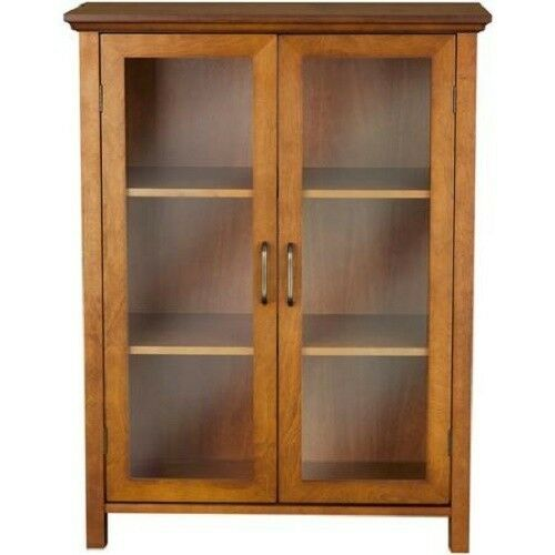Small Foyer Cabinets : Small cabinet storage cupboard curio home furniture