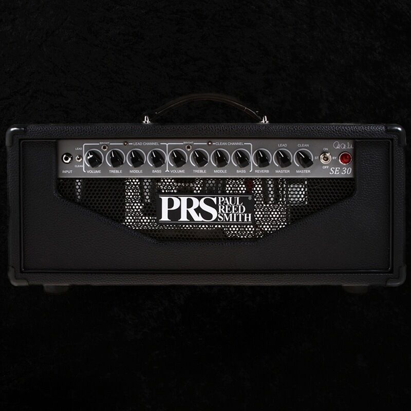 prs se30 2 channel 30 watt guitar amp head ebay. Black Bedroom Furniture Sets. Home Design Ideas