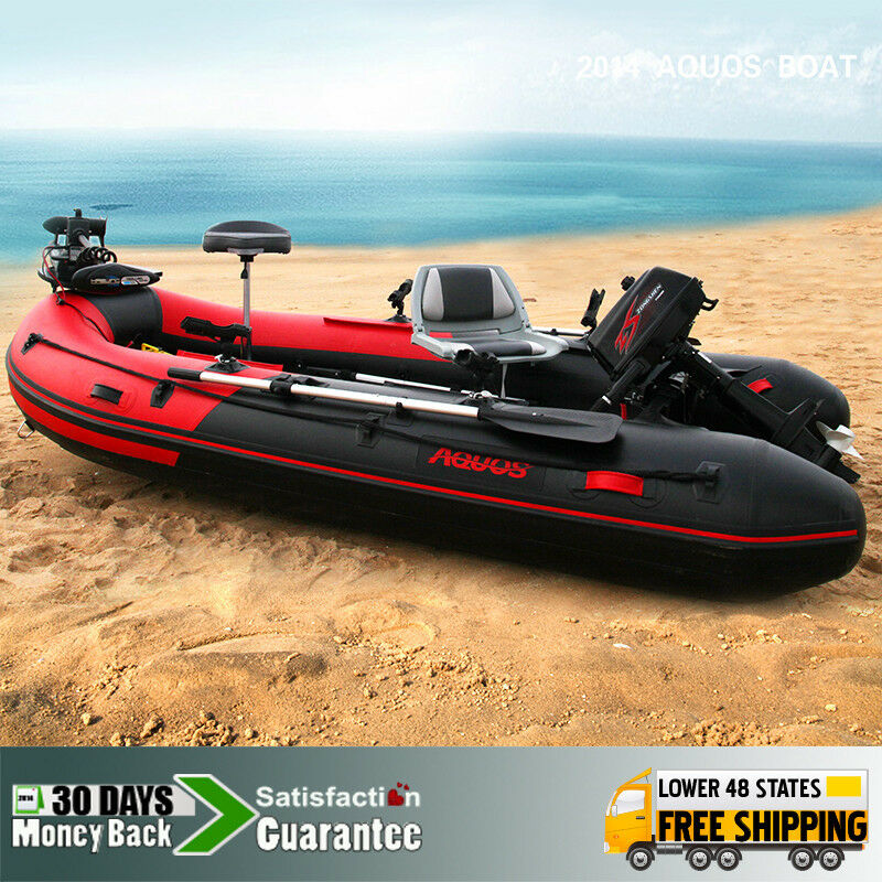 6 8 persons fishing inflatable boat tender dinghy for Inflatable boats for fishing
