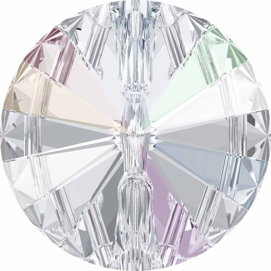 Swarovski crystal rivoli buttons 3015 10 27mm all - Swarovski crystal buttons ...