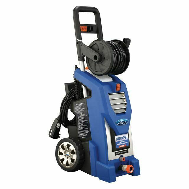Ford 1800 Psi Electric Pressure Washer 1 5 Gpm 25 Ft Hose