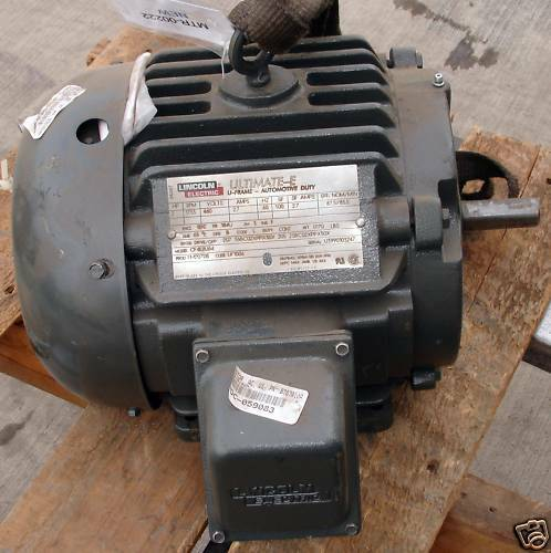 New Lincoln Electrical Motor Electric Motor 2 Hp 2059 Ebay