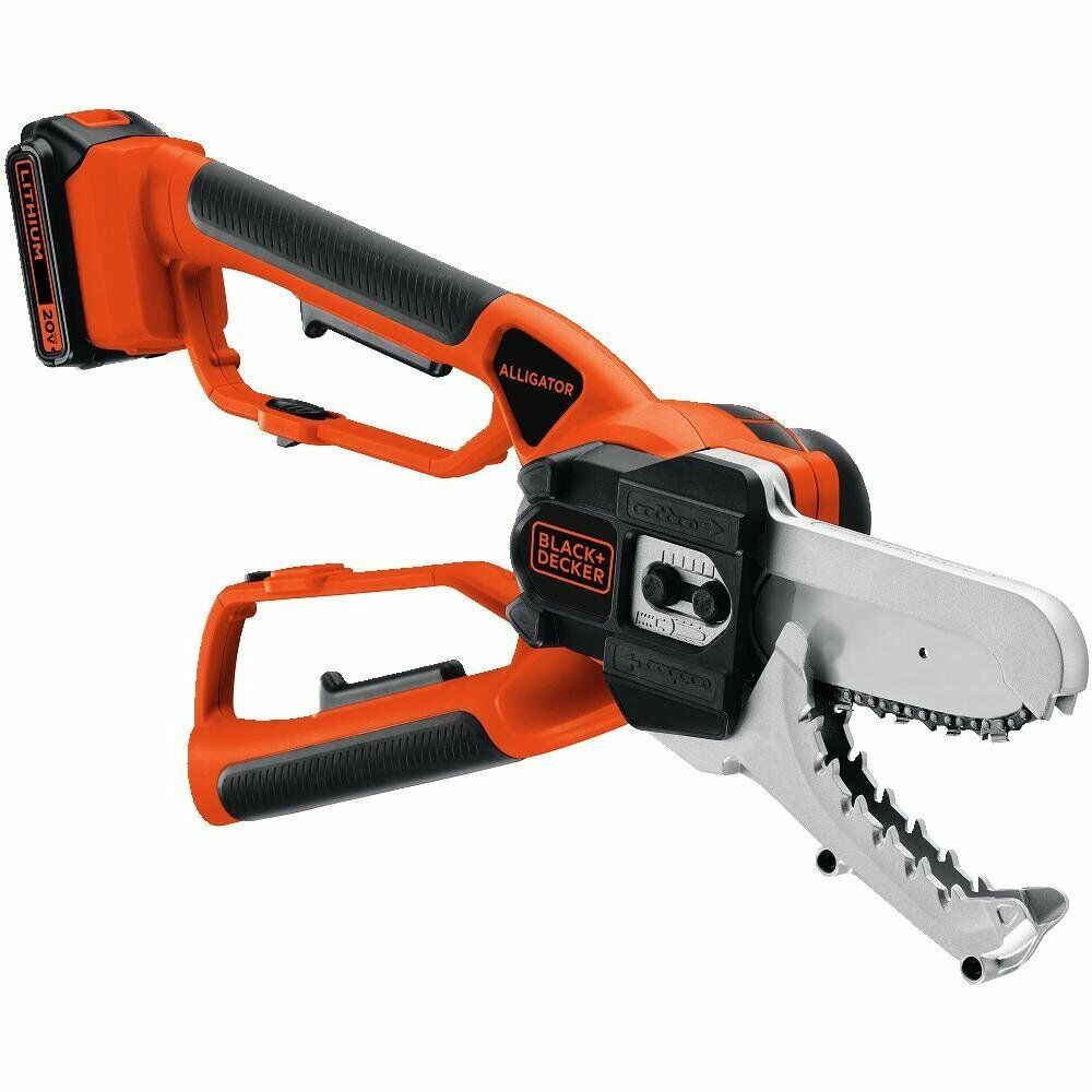 Cordless Electric Chainsaw Powered Alligator Lopper
