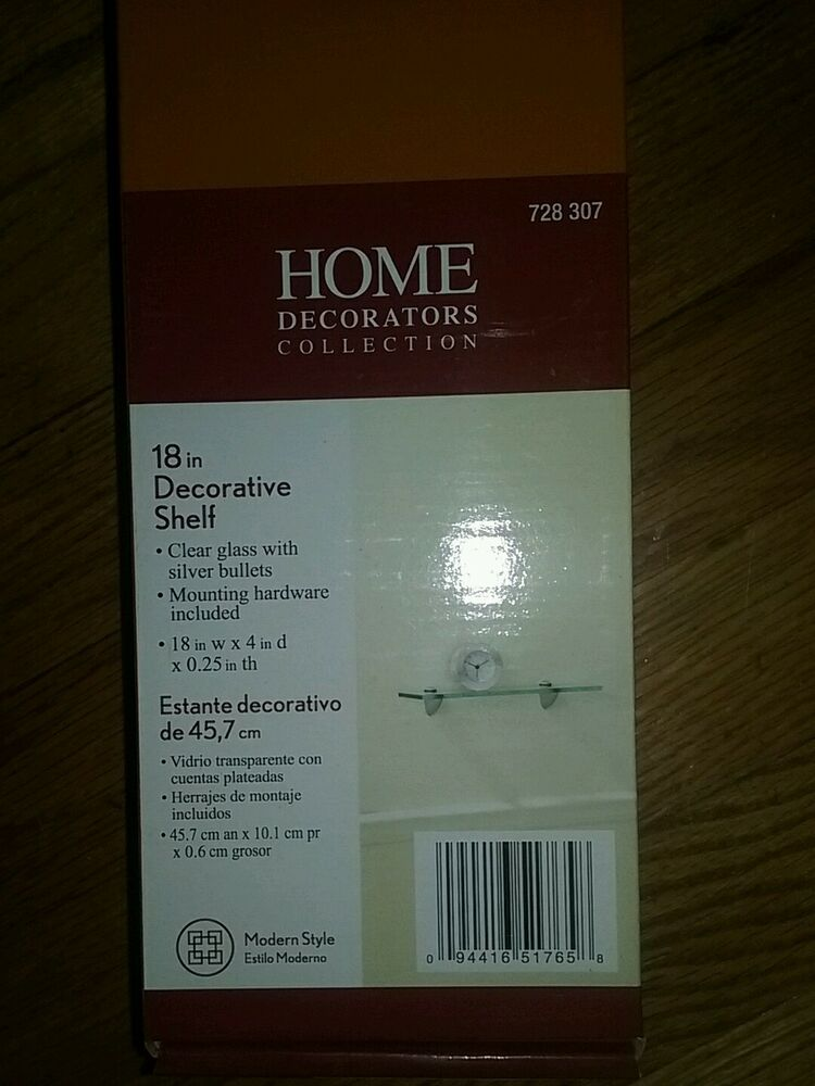 www home decorators collection com home decorators collection 18 quot decorative shelf ebay 13111