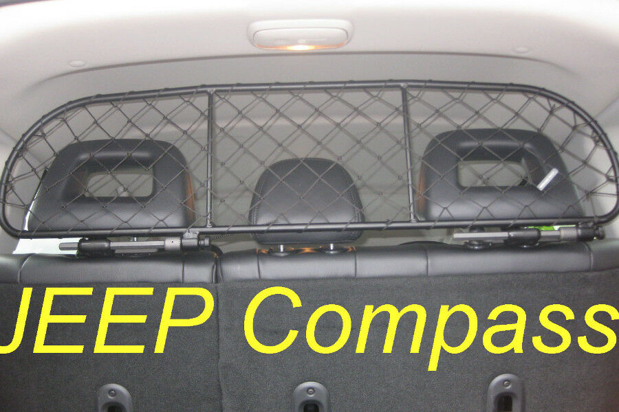 Dog Guard Pet Barrier Net And Screen For Jeep Compass Ebay
